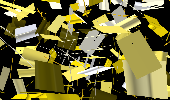 Yellow Shards